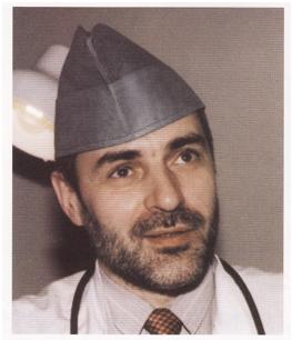 Вед. н.с. доктор медицинских наук В.Г. Амчеславский.