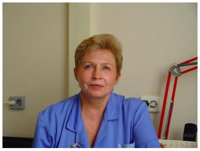 К.м.н. врач — реаниматолог Э.А.Грибова